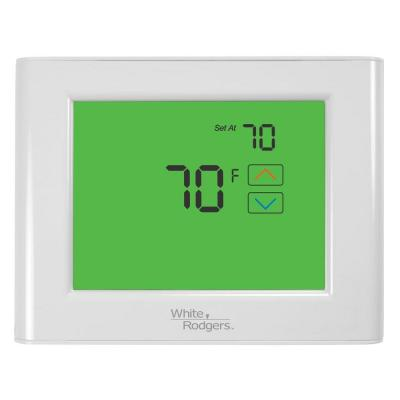 UP400 7-Day Universal Touchscreen Programmable Thermostat